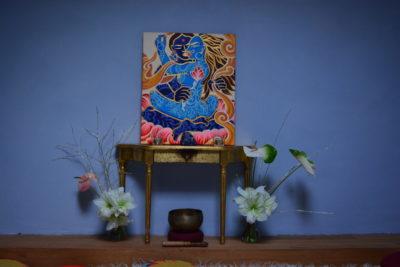 Shakti en Shiva - Tantra goden door Atelier Aandacht