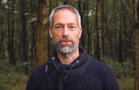 Jeroen Biegstraaten, tantra trainer